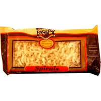 Paskesz Spiral Pasta, 9-Ounce Bags (Pack of 12)