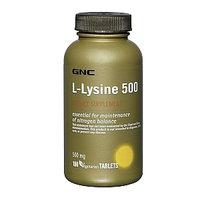GNC A-Z L-Lysine 500