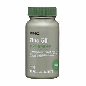 GNC Zinc 50