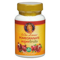 Wai Lana Pomegranate Super Fruits 640 mg Dietary Supplement Capsules