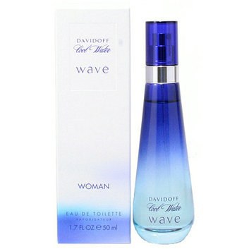 Davidoff Cool Water Wave Eau De Toilette Spray for Women