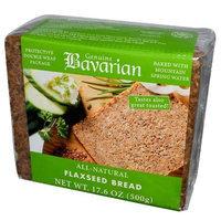 Bavarian Breads BAVARIAN FLAXSEED RYE BREAD 17.6 OZ