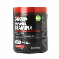 GNC Pro Performance AMP Amplified Stamina, Fruit Blast, 9.4 oz