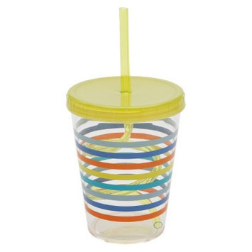 Tzeng Shyng 3.6 X 3.6 X 4.68 Inch Sippy Cup Lime Cooler