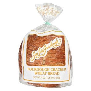 Bimbo Bakeries, USA San Luis Sourdough Cracked Wheat Bread 24 oz