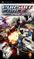 Sony Pursuit Force: Extreme Justice