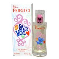 Miss Fiorucci Only Love Eau de Toilette Spray, 1.7 fl oz