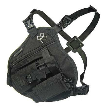 COAXSHER RP203 RP-1,Scout Radio, Chest Harness