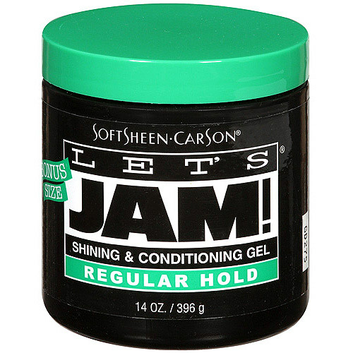 Softsheen-Carson Let's Jam! Shining & Conditioning Gel