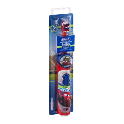 Oral-B Pro-Health Stages Power Brush Disney Pixar Cars