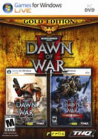 THQ Warhammer 40K Dawn of War II Gold Edition