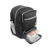 Fitmark Transporter Backpack Black - 1 Backpack