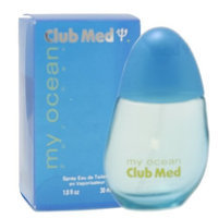 Coty Club Med My Ocean By Coty For Women Eau De Toilette Spray, 1.0-Ounce / 30 Ml