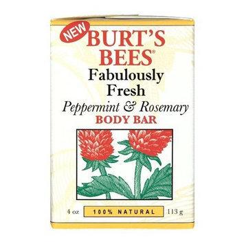 Burt's Bees Peppermint & Rosemary Body Bar