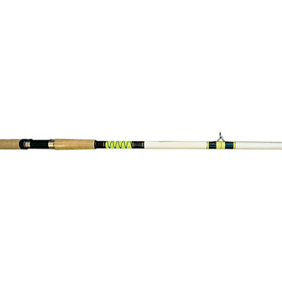 King Hawk Hyper Glow 2-Piece Spin Fishing Rod