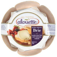 Alouette Brie Extra Creamy Soft Ripened Cheese, 5 oz