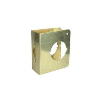 Don-Jo Mfg 804202 Door Reinforcer 1.25, 4 In. X4.5 In-Pack of 4