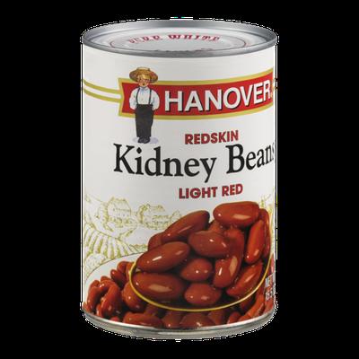 Hanover Redskin Kidney Beans Light Red