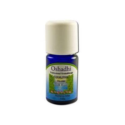 Oshadhi - Essential Oil Singles, Frangipani Absolute, Wild 1 mL