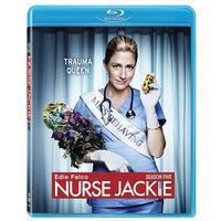 Nurse Jackie: Season 5 (Blu-ray) (Widescreen)