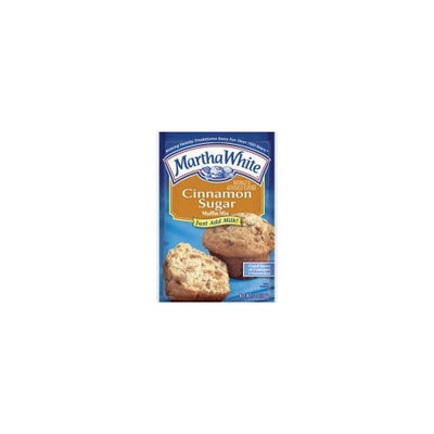 Martha White: Muffin Mix Cinnamon Sugar, 7 Oz