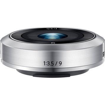 Samsung EX-YN9ZZZZASUS NX Mini 9mm Lens, Silver