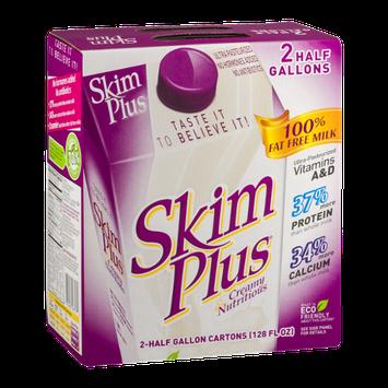 Skim Plus 100% Fat Free Milk - 2 CT