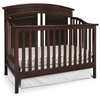 Thomasvillekids Majestic 4-in-1 Convertible Crib Finish: White