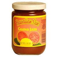Hawaiian Sun Guava Jam, 10-Ounce Jars (Pack of 4)