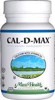 Maxi Health Cal-D-Max Calcium with Vitamin D - 120 Maxicaps