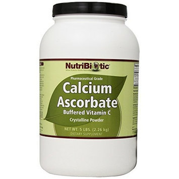 Nutribiotic Calcium Ascorbate Powder, 5 Pound