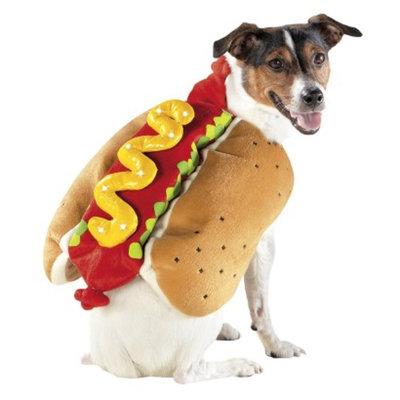 Boots & Barkley Boots and Barkley LED Hotdog Plush Pet Costume - Small