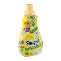 Snuggle Exhilarations White Lilac & Spring Flowers Concentrated Fabric Softener - 32 Loads