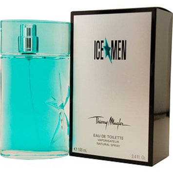 Thierry Mugler Angel Ice Men Eau de Toilette Spray for Men, 3.4 fl oz