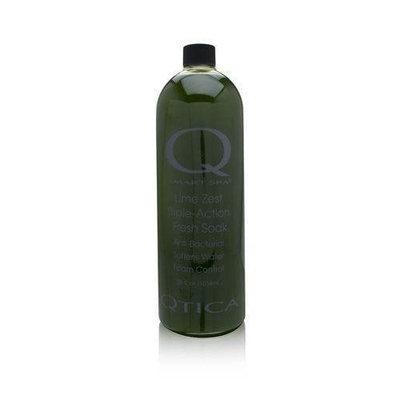 QTICA Smart Spa Lime Zest Triple-Action Fresh Soak - 35oz