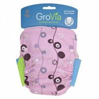GroVia Hybrid Snap Shell Diaper, Cloud