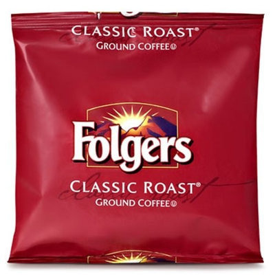 Folgers FOLGER'S Classic Regular Coffee Urn, 5.4000-Ounce Bags (Pack of 30)