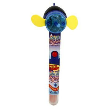 Candyrific Lite Up Airplane Candy Pop Fan 0.38 oz