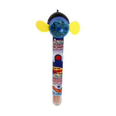 Candyrific Lite Up Airplane Candy Pop Fan 0.38 oz