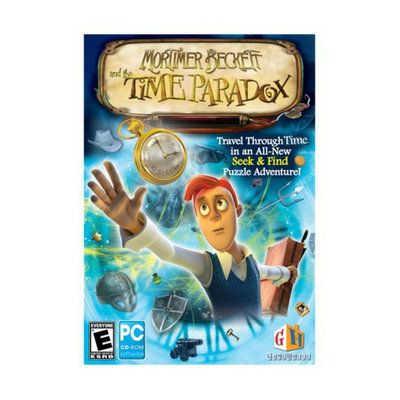 Encore Mortimer Beckett and the Time Paradox (PC Games)