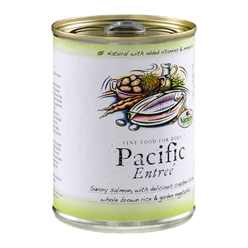 Variety Pet Foods Pacific Entree Fine Food for Dogs