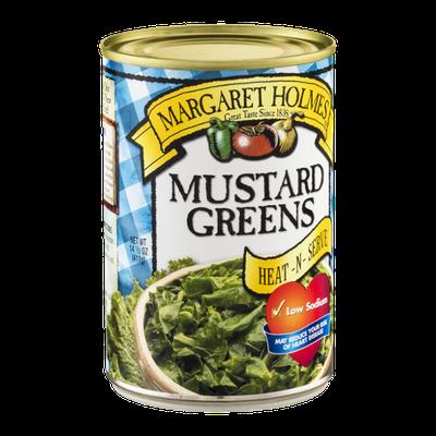 Margaret Holmes Mustard Greens