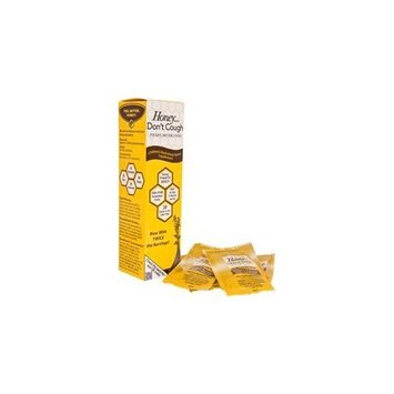 HelloLife Honey Don't Cough for Children and Adults. Buckwheat Honey Supplement Soothes Coughs and Sore Throats Naturally. Made with 100% Buckwheat Honey. 2 Boxes(each box contains 20 Honey Don't Cough Packets) - Direct from Manufacturer.