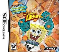 THQ Sponge Bob Squarepants  The Yellow Avenger