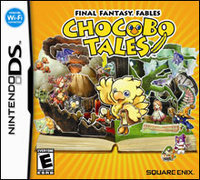 Square Enix Final Fantasy Fables: Chocobo Tales