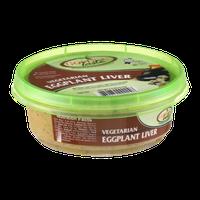 Golden Taste Vegetarian Eggplant Liver