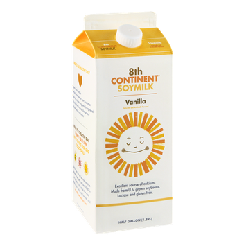 8th Continent Vanilla Soymilk