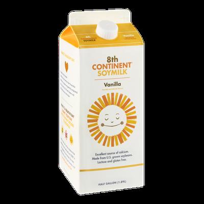 8th Continent Vanilla Soymilk