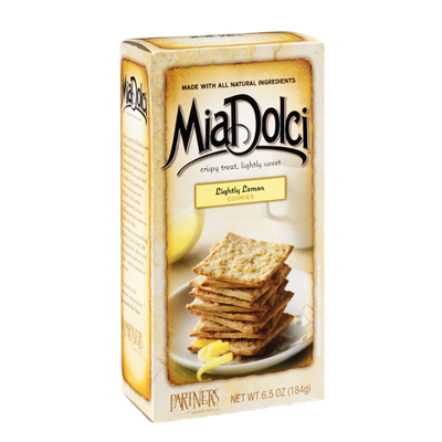 Mia Dolci Cookies Lightly Lemon