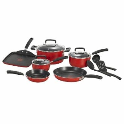 T-Fal Signature Total Non-Stick 12-piece Cookware Set